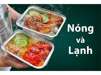 Khay giấy bạc đựng đồ ăn giúp bảo quản dinh dưỡng của thực phẩm?