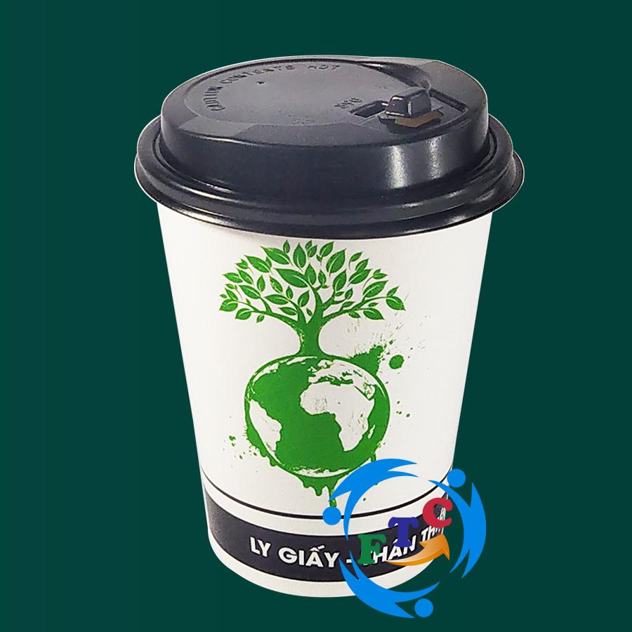 ly giấy cafe mang đi ftc