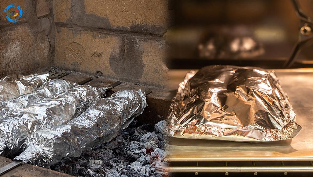 Dùng để bọc thực phẩm trong quá trình bảo quản, trữ đông hoặc khi nướng trên bếp than