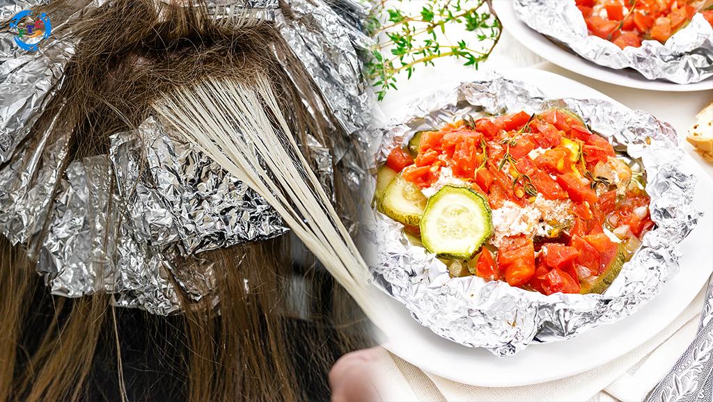 Giấy bạc được dùng rất phổ biến để sản xuất bao bì và màng để bao gói thực phẩm