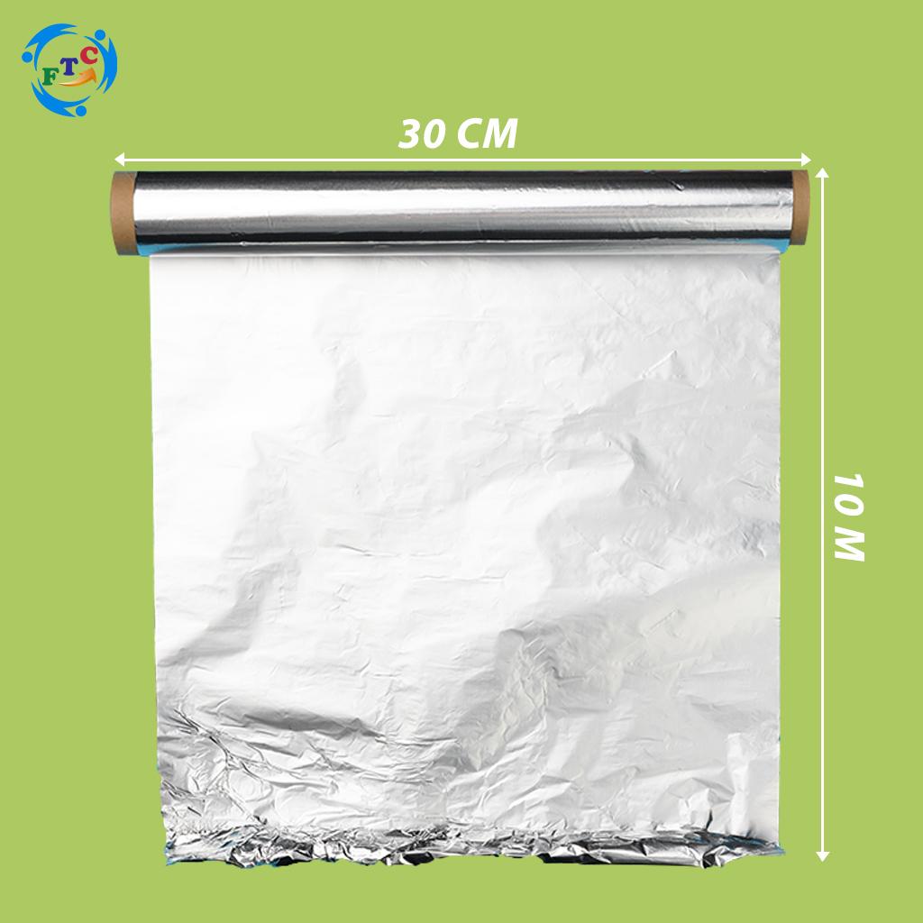 Kích thước của cuộn giấy bạc FTC